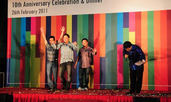 2011<br>10th Anniversary